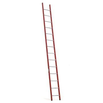 金锚 玻璃钢绝缘方管直梯,踏棍数:14,额定载荷(KG):150,直梯高度(米):4.4,LCS440SGF1