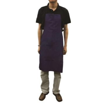 西域推薦 布圍裙,B002,滌卡材質 藏青色 寬69cm 長85cm