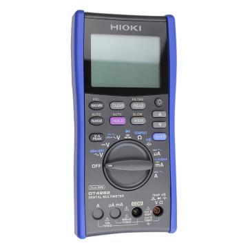 日置/HIOKI DT4282数字万用表,四位半高精度,直流+交流电压,接触检查