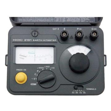 日置/HIOKI 接地电阻测试仪,FT3151
