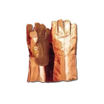 雷克兰Lakeland 300系列镀铝纤维安全袖套型手套,344-02A