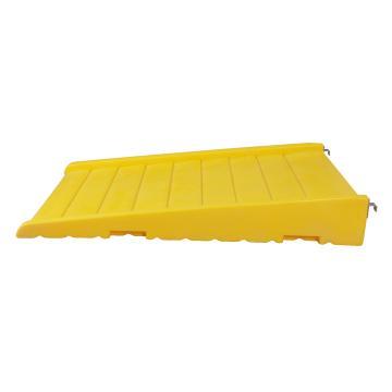 西斯贝尔SYSBEL 聚乙烯盛漏平台斜坡,适用两桶型、四桶型平台,15×120×80cm,SPP012