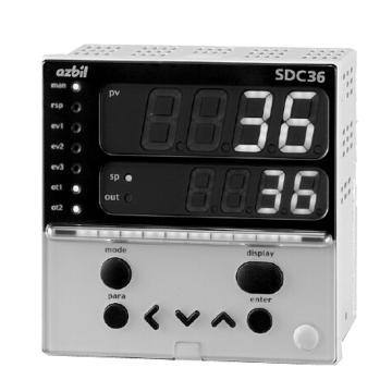 山武 数字显示调节器,C36TCOUA2100