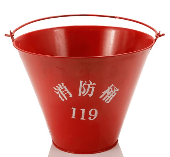 三江 消防桶 12L
