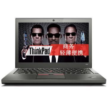 联想ThinkPad X270 12.5英寸IBM商务办公笔记本电脑 I5-6200U 8G内存 500G硬盘