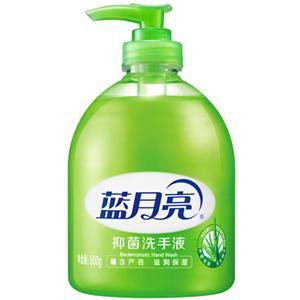 藍月亮Bluemoon 蘆薈抑菌洗手液,500g/瓶 單位:瓶