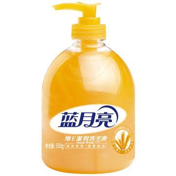 蓝月亮 维E滋润洗手液,500g/瓶  单位:瓶