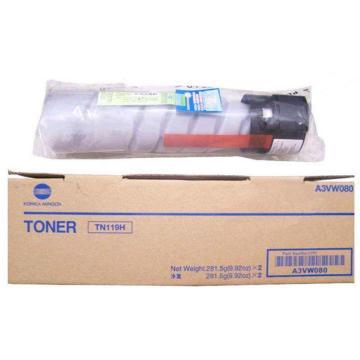柯尼卡美能达TN-119H 高容量黑色碳粉  适用bizhub 195/7719