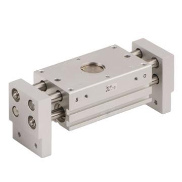 SMC 寬型氣爪,MHL2平行開閉型,MHL2-40D