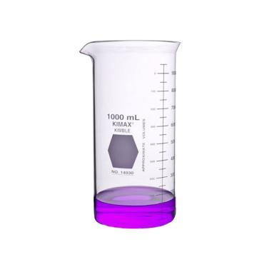 KIMBLE高型烧杯具嘴,1000ml,玻璃