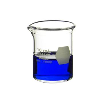 KIMBLE低型烧杯,10ml,玻璃