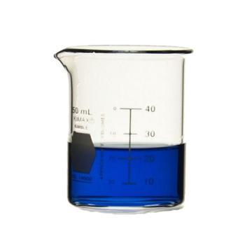 KIMBLE低型烧杯,50ml,玻璃