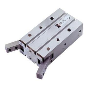 SMC 凸轮式气爪,180°开闭型气爪MHY2,MHY2-16D