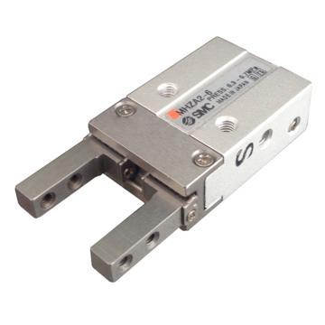 SMC 小型平行開閉型氣爪,雙作用,MHZA2-6D