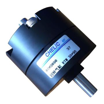 气立可CHELIC 回转气缸,叶片式,RTM-40*90