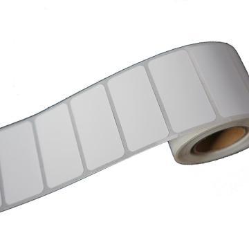 平面标签 40MM*20MM 白色 250张/卷 适配璞趣Q20