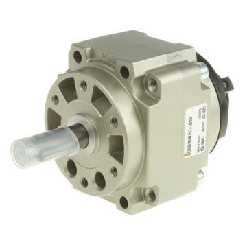 SMC 摆动气缸,单叶片,CRB1BW80-180S