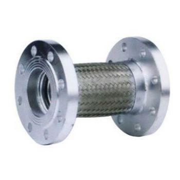 金属软连接DN150 PN10 长度0.5m,不锈钢304