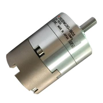 SMC 叶片式摆动气缸,缸径40mm,角度180°,接管M5x0.8,CDRB2BWU40-180SZ