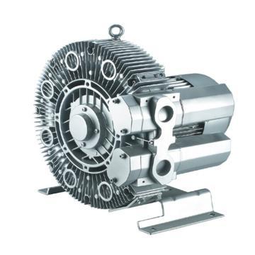格之凌 单段旋涡气泵 4RB 310系列,4RB 310 H26,三相,0.81KW,排吸气量66m3/h,吸入压力-280mbar,排气压力350mbar