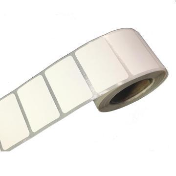 平面标签 30MM*20MM 白色 300张/卷 适配璞趣Q20