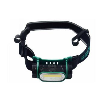 世达 90716 防水锂电头灯LED,带安全帽扣