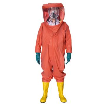 海固2ND二级全封闭轻型防化服,含手套及胶靴,XL