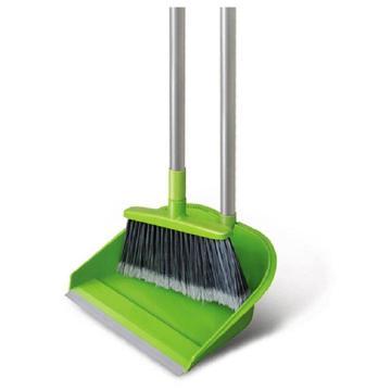 3M思高易扫净扫把套装,绿/灰
