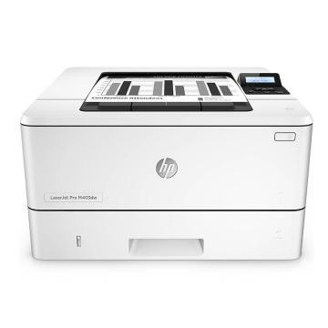 惠普(HP) 打印机 403dw A4黑白激光打印机 自动双面+有线+无线 代替401dw