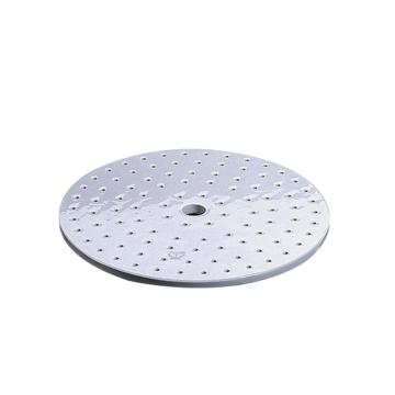 BRAND陶瓷干燥器托盘,用于标称规格 150mm的干燥器,直径 140mm