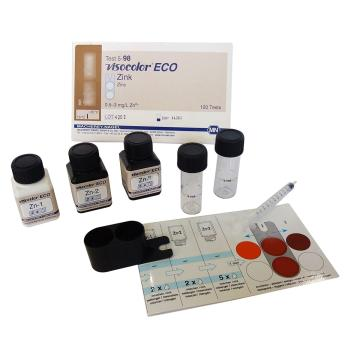 MN VISO ECO 锌测试盒,931098