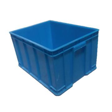 510系列箱,蓝色,内尺寸:510*390*370,外尺寸:550*420*380