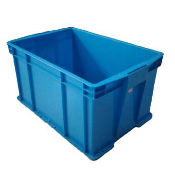 510系列箱,蓝色,内尺寸:510*350*280,外尺寸:580*380*290