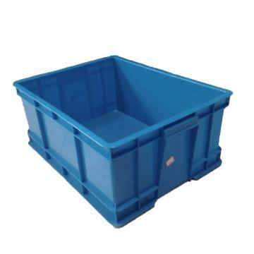 500系列箱,蓝色,内尺寸:500*380*220,外尺寸:560*415*230