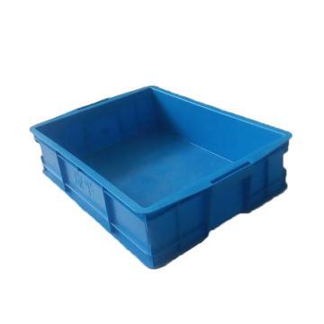 500系列箱,蓝色,内尺寸:500*380*130,外尺寸:560*415*140