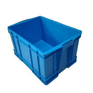 465系列箱,蓝色,内尺寸:465*350*280,外尺寸:530*380*290