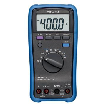 日置/HIOKI DT4211数字万用表,平均值测量