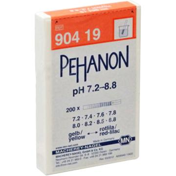MN PEHANON系列酸碱试纸,pH7.2-8.8,90419,2盒起订