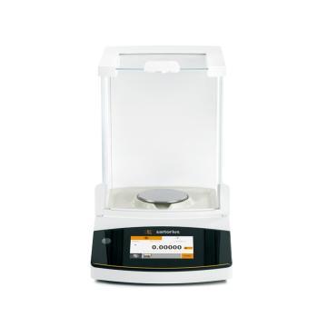 赛多利斯 Quintix系列半微量天平,量程/精度:40g/0.01mg,60g/0.01mg,内校,Quintix65-1CN