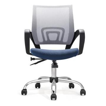 办公椅,尺寸87*57*66 铁脚(散件不含安装)