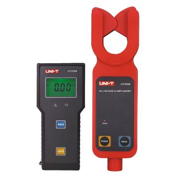 优利德/UNI-T UT255B钳形表,单交流,钳口直径33mm,69KV高压可测,无线传输