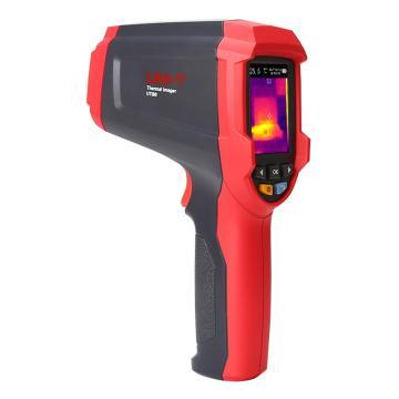 优利德/UNI-T UTi80红外热成像仪, -30-400℃,热成像分辨率80*60,可视镜头200万像素