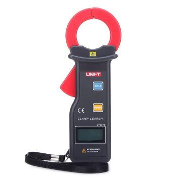 优利德/UNI-T 钳形表,单交流,钳口直径35mm,600A泄漏电流可测,UT251C