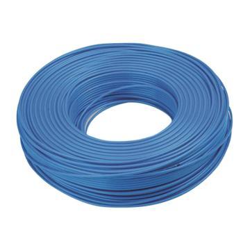 亚德客AirTAC PU气管,Φ10×Φ6.5,蓝色,100M/卷,亚德客PUA1065-BU