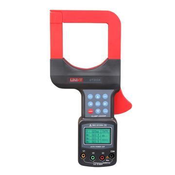 优利德/UNI-T 钳形表,单交流,钳口直径80mm,1200A泄漏电流可测,UT253A