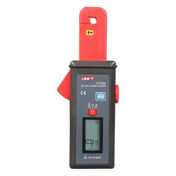 优利德/UNI-T UT258A钳形表,交直流,钳口直径7mm,60A漏电流可测