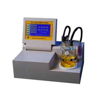 全自动微量水分测定仪,星光科技