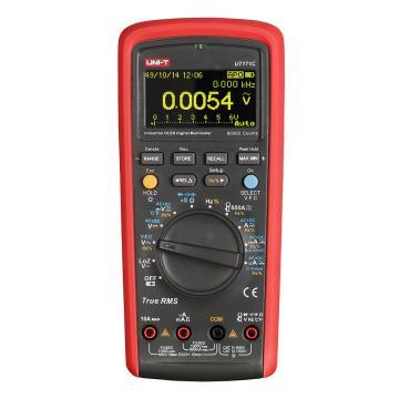 优利德/UNI-T UT171C工业级校验型数字万用表,真有效值,四位半,电导可测,耐高温