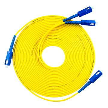 netlink 电信级光纤跳线,SC-SC 单模 3米2条