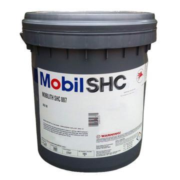美孚 润滑脂,力富 SHC系列,SHC 007,16kg